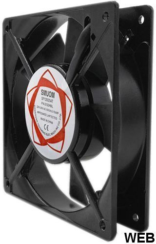 Fan 110x110x25mm 220V-240V AC-50 / 60Hz 0.10A U102