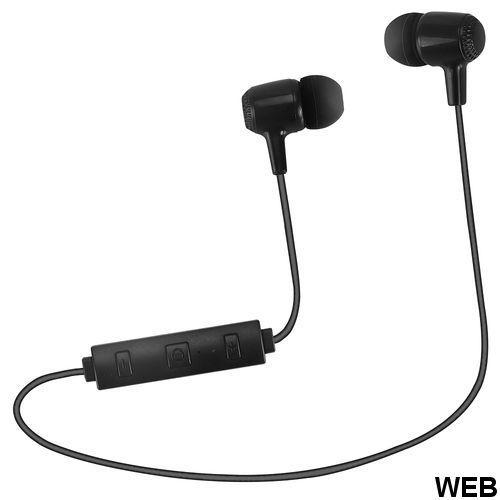 Black Bluetooth headset CMBH-5099 Crown Micro