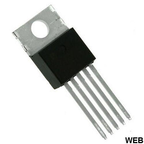Integrato LM2575HVT 5.0 NOS110118
