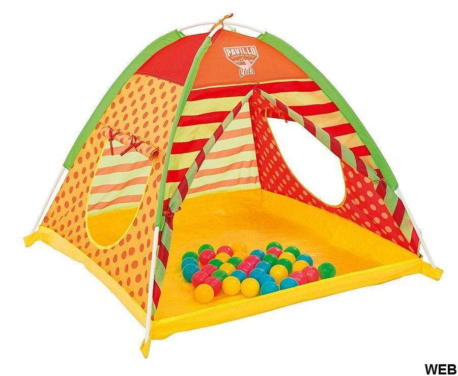 Tenda da gioco per bambini con 40 palline BW270 Bestway
