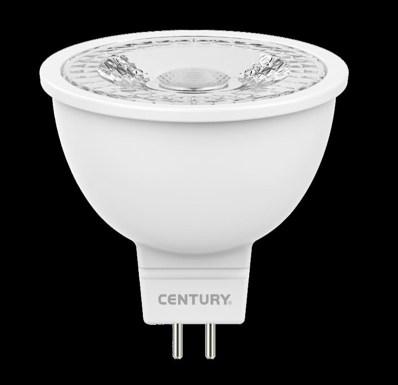 GU5.3 8W LED spotlight with 500 lumen Century cold light B2134