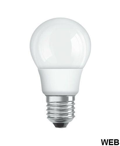 5W E27 warm light bulb 470 lumens Osram A1632 Osram