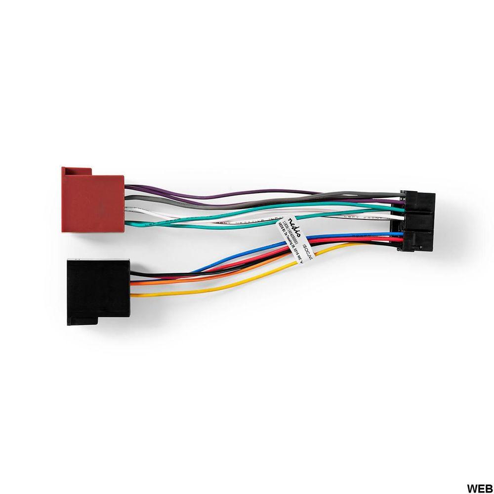 Cavo Adattatore ISO JVC 0,15 m ND2295