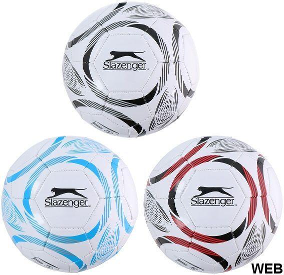 Pallone da calcio misura 5 Slazenger ED315