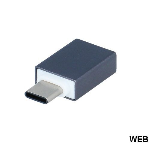 Adattatore Type-C maschio - USB 3.0 femmina MOB1345