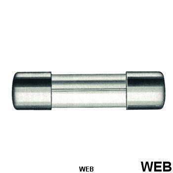Tubo di Vetro Fusibile 5 x 20 Fast 1.6 A ND9290 Fixapart