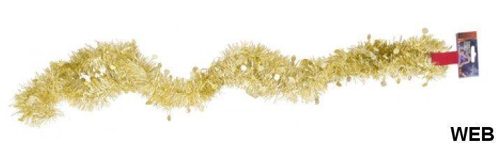 Decorazione natalizia oro 2 metri Christmas Gift ED166 Christmas Gift