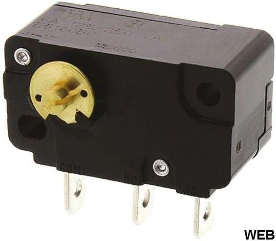 Cherry E51 250VAC 5A microswitch N456