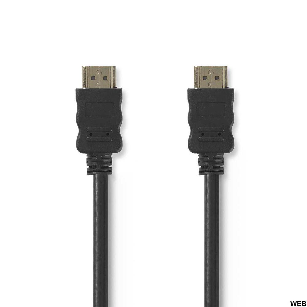 Cavo HDMI™ con Ethernet  3m Nero ND2402