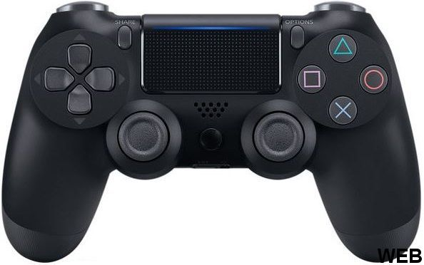 Controller Gamepad Wireless DoubleShock 4 per PS4 P957