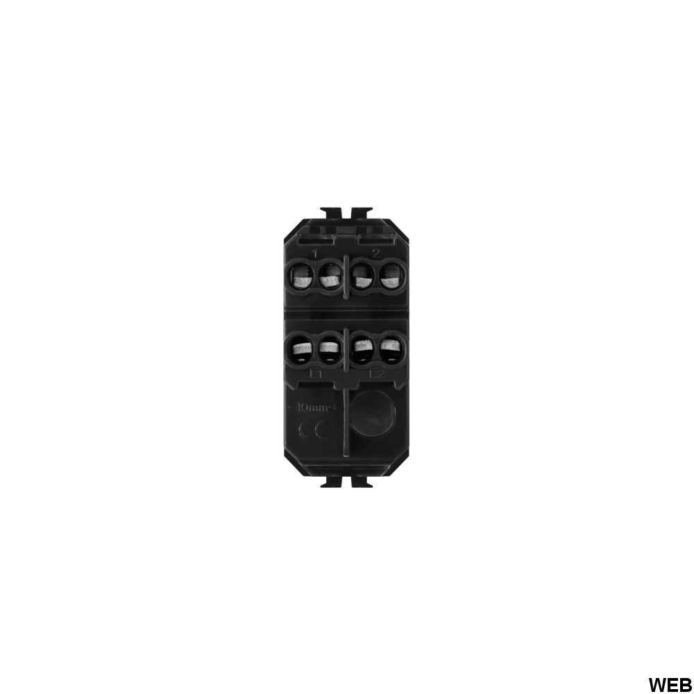 Invertitore Bianco 16AX 250V Compatibile Matix EL2055