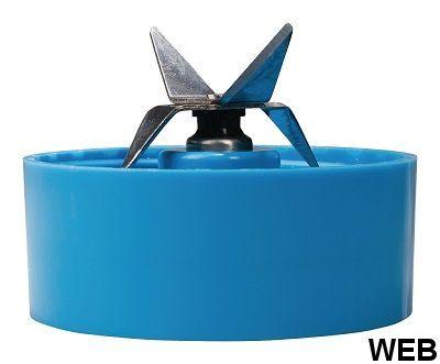 Miscelatore 300W 0.6 Blu/Bianco ND3320 AzurA