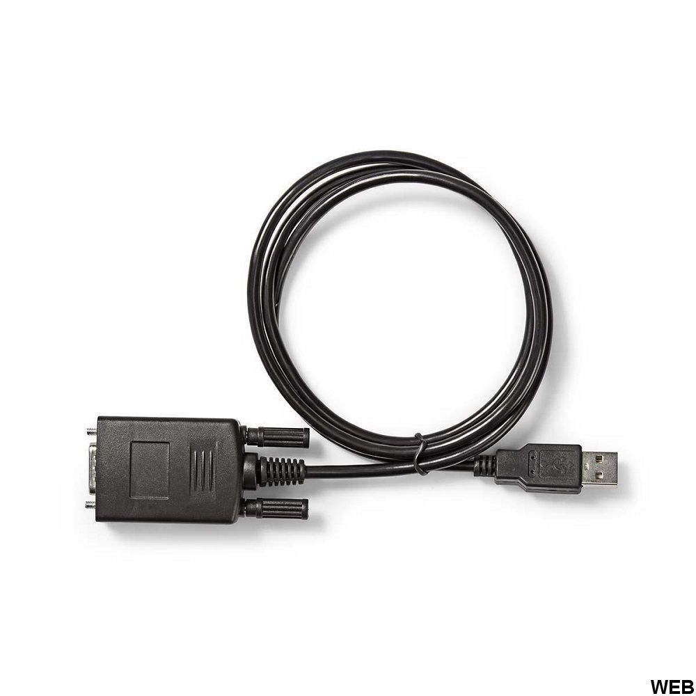 USB A male to RS232 male converter USB 2.0 0.9m cable ND4542