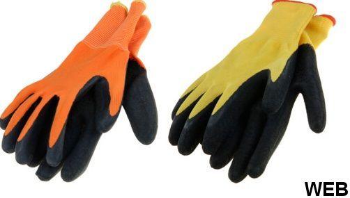 Guanti da lavoro varie misure 2 colori Fx Tools KP2174