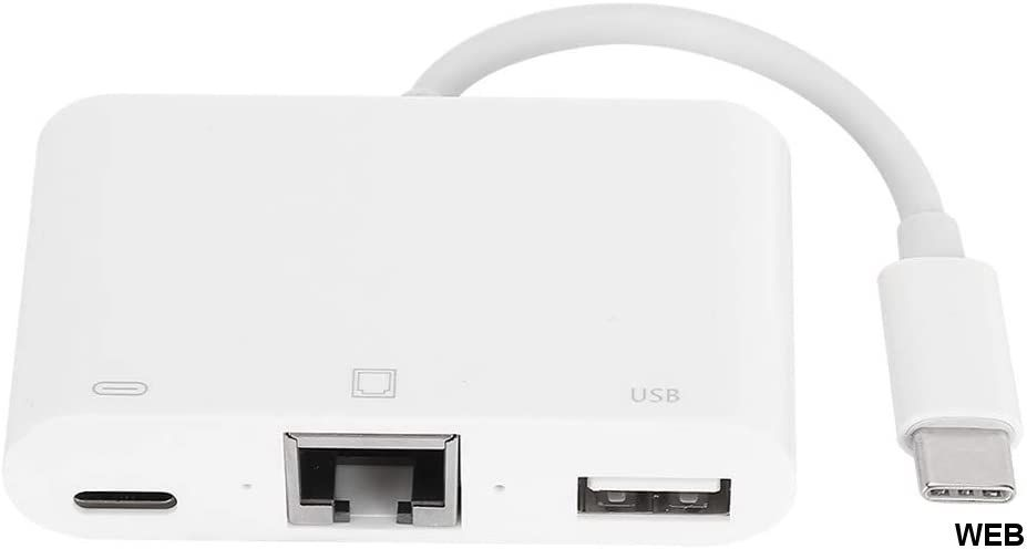 Adattatore Type C ad Ethernet WB765
