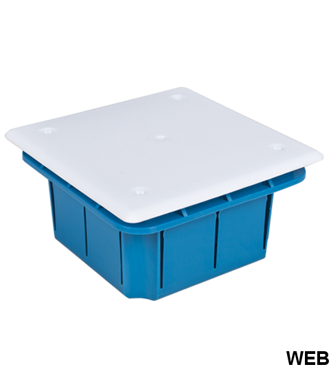 Distribution box for concrete 80x80x50mm Elmark EL3068