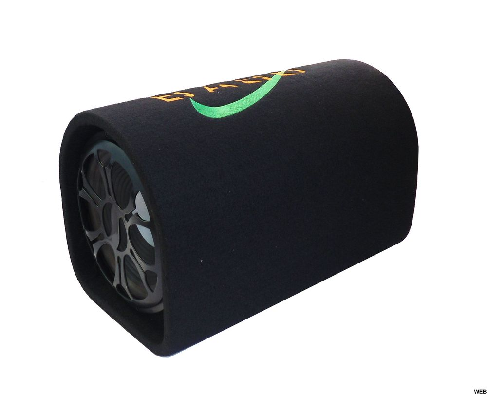 """Tube subwoofer for 8 """"with MP3 player S08"""