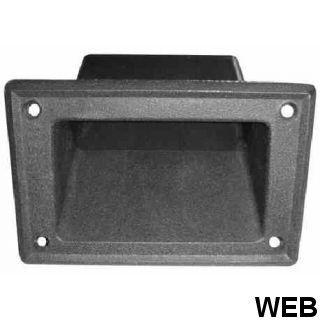 Plastic handle for acoustic box Z900