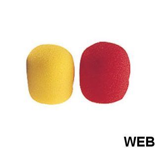 Pair of sponges for microphones MIC008