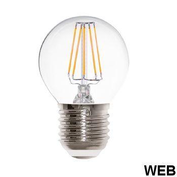 Vintage LED bulb GLS 4 W 470 lm 2700 K ING3-042727 Century