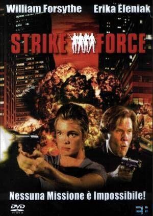 DVD Movies - Strike Force DVD155
