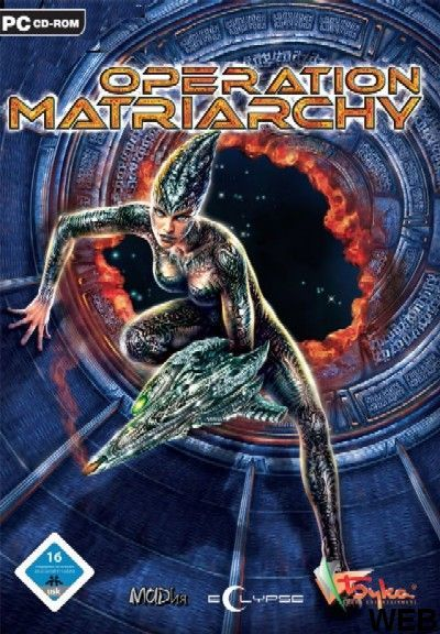 Videogame PC - Operation: Matriarchy DVD360