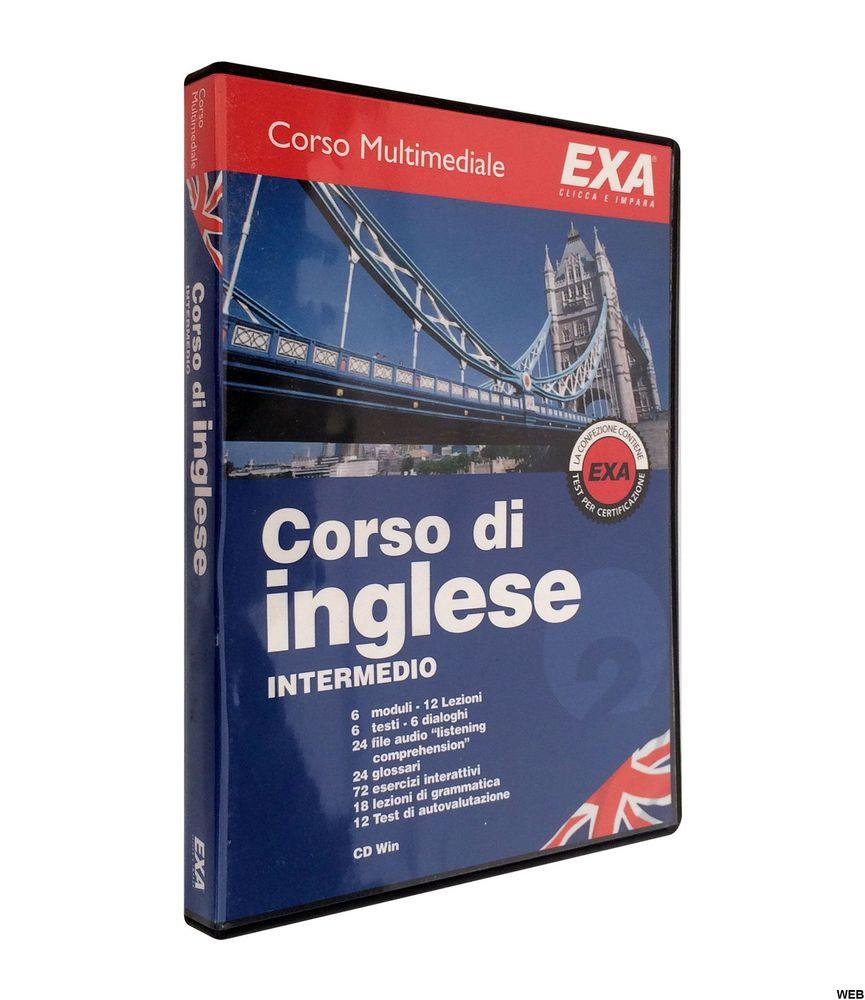 Multimedia course in English - Intermediate L587