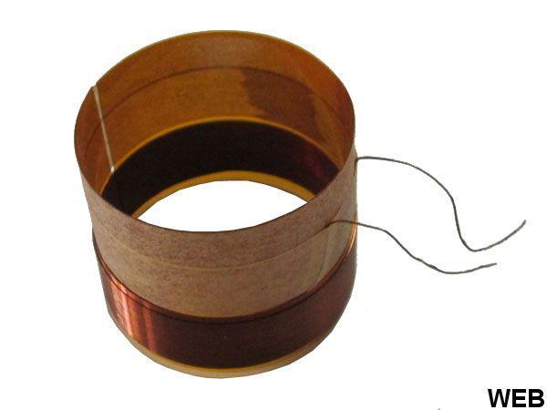Mobile speaker coil - 65mm ASV 4 Layers 4Ohm SP855