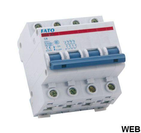 4P - C16 magnetothermic switch EL800
