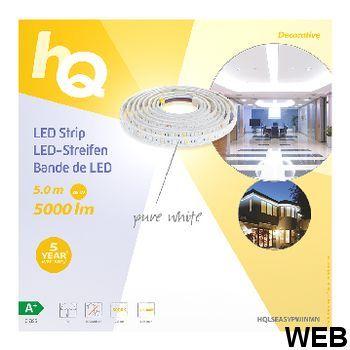 LED strip 36 W PUR white 5000 lm HQLSEASYPWINMN HQ