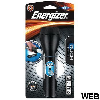 50 lm Black LED Flashlight EN53541956600 Energizer