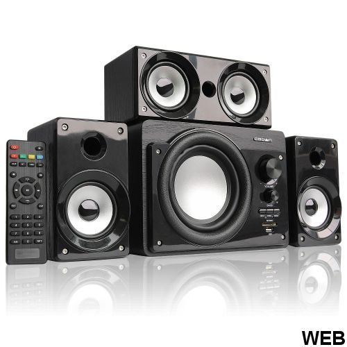 3.1 39W system with FM / USB / SD / Bluetooth and remote control CMBS-390 Crown Micro