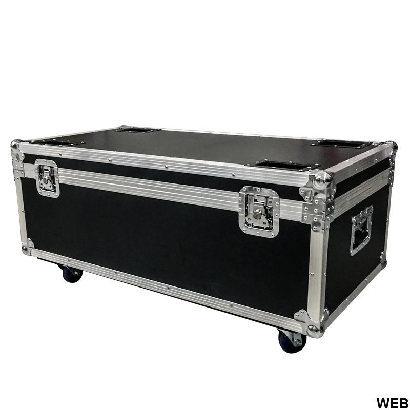 Universal flight case 105x53x38cm - black FLCASE200