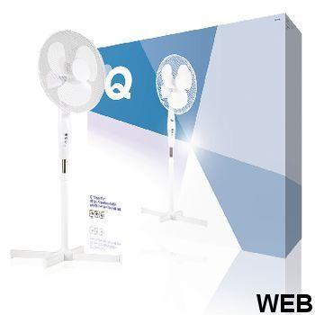 Fan Support 40 cm 45 W Plastic White SFN16 HQ