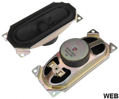 8 ohm 10W speaker SP396