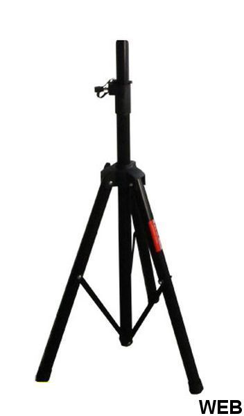 Stativo per cassa acustica - nero SPS502