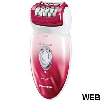 Wet and Dry Depilator White / Pink ES-ED92RP503 Panasonic