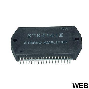 Amplifier ND9045 Sanyo